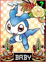 Chibimon Collectors Themed Baby Card.jpg