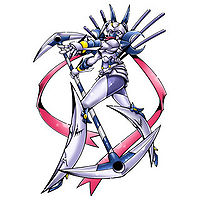 Dianamon Wikimon The 1 Digimon Wiki