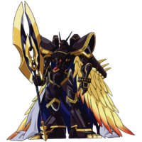 Alphamon: Ouryuken - Wikimon - The #1 Digimon wiki