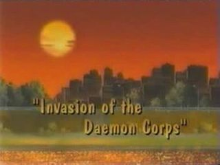 Invasion of the Daemon Corps)