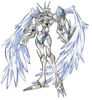 Omegamon: Merciful Mode