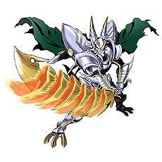 Slayerdramon (Digimon Crusader)
