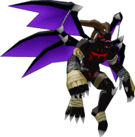 Belphemon DSAM Model.png
