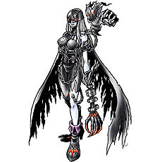 Lady Devimon (Digimon World Re:Digitize)