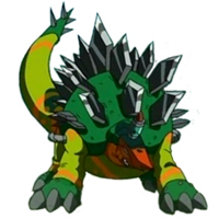 BioStegomon Savers Rip.png
