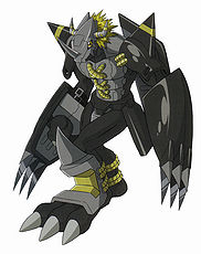 Black War Greymon