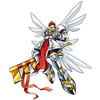 Clavis Angemon Wikimon The 1 Digimon Wiki