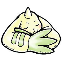 Terriermon Sleeping Collectors Art.JPG
