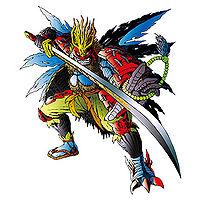 Musyamon - Wikimon - The #1 Digimon wiki Zanbamon