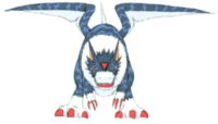 Dorugamon 20th sketch2.png