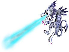 Garurumon (Digimon Battle Chronicle)