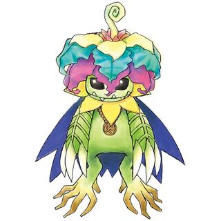 digimon palmon evolution - photo #26