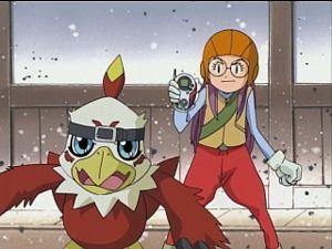 Hawkmon Wikimon The 1 Digimon Wiki