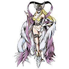 Angewomon (Digimon Crusader)