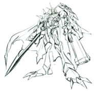 Omegamon Alter S Wikimon The 1 Digimon Wiki A new face of omnimon that was born from the fusion of the wargreymon subspecies, blitzgreymon, and the metalgarurumon subspecies, cresgarurumon. omegamon alter s wikimon the 1