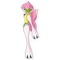 MMD]Lilymon & Lilamon -Fairy type Digimons- - YouTube