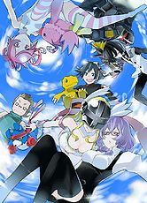 Digimon World Re:Digitize poster