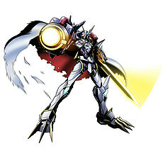 Omegamon X-Antibody (Digimon World Re:Digitize Decode)