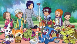 Digimon Adventure 02 promo art