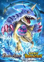 Gabumon2 Battle Spirits illustration.jpg