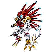 Shine Greymon Wikimon The 1 Digimon Wiki