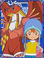 Sora & Garudamon Collectors Digimon Adventure Special Card.jpg