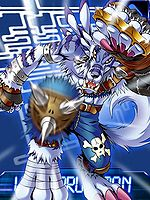 Weregarurumon ex collectors card.jpg
