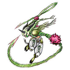 Aegiothusmon Green