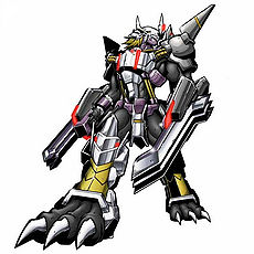Black War Greymon X-Antibody (Digimon World Re:Digitize)