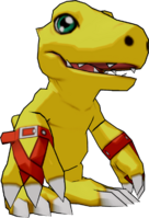 Agumon DSAM Model.png