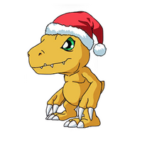 SantaAgumon Soul Chaser 01.PNG