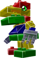 ClearAgumon DSAM Model.png