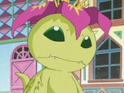 Palmon from Digimon Adventure
