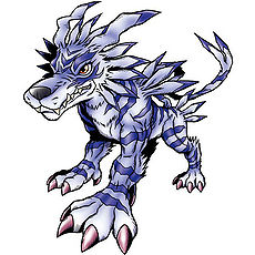Garurumon (Digimon World Re:Digitize)