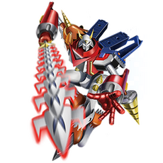 Shoutmon X4 (Super Digica Taisen)