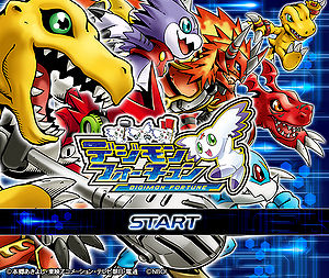 Digimon Fortune Box Art