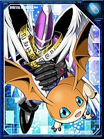 HolyAngemon and Patamon RE Collectors Card.jpg