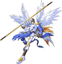 Angemon Wikimon The 1 Digimon Wiki Information includes rank, type, specialty, skill, stat gains, locations, evolutions, dna combinations. angemon wikimon the 1 digimon wiki