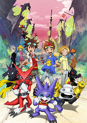 Digimon Xros Wars II (PT-BR subs) 290px-Digimonxroswars2_poster