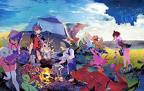 Digimon World -next 0rder- poster
