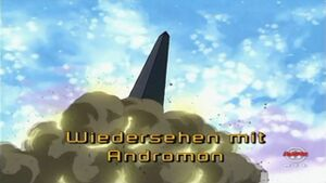 "Wiedersehen mit Andromon (""Reunion with Andromon"")"