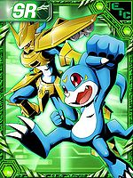 Magnamon and V-mon RE Collectors Card.jpg