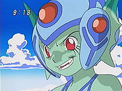 Ranamon from Digimon Frontier